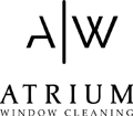 Atrium Window Cleaning Logo